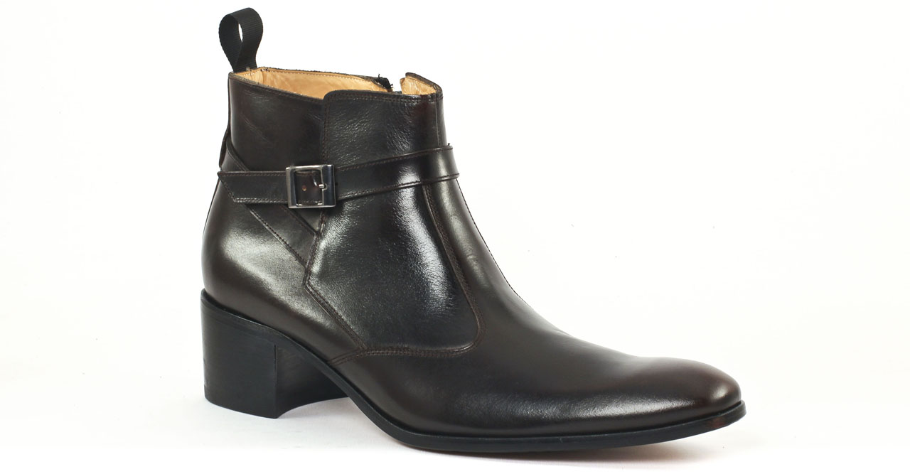 chaussure a talon haut pour homme. Black Bedroom Furniture Sets. Home Design Ideas