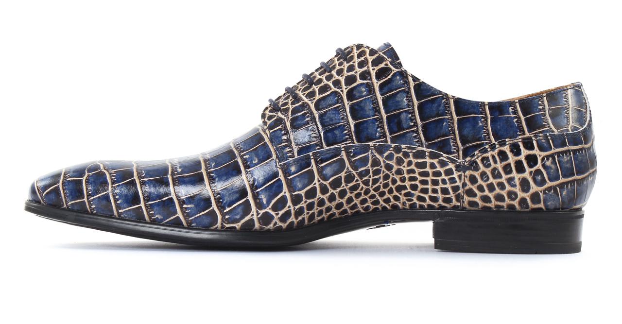 be6fb8ca70c590 Giorgio 1958 Derby Bleue | derbies bleu noir luxe chez Ciao Polo