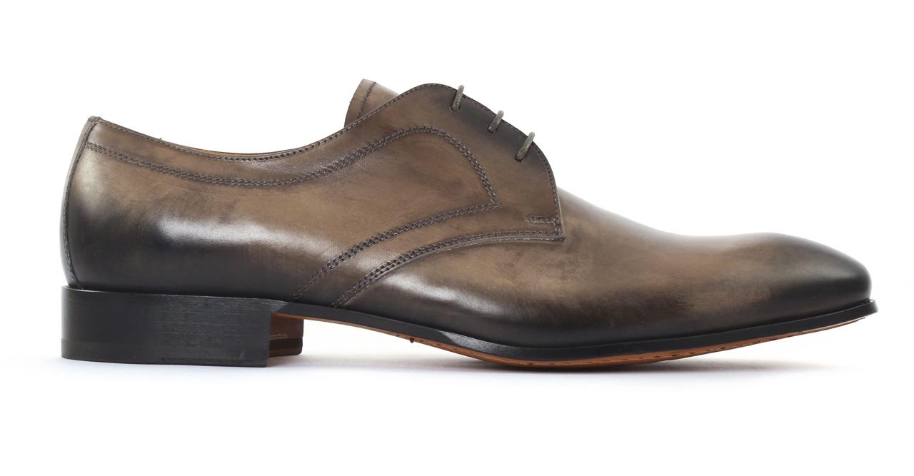 6a238337fb2ae Giorgio 1958 Derby Marron   derbies marron brun luxe chez Ciao Polo
