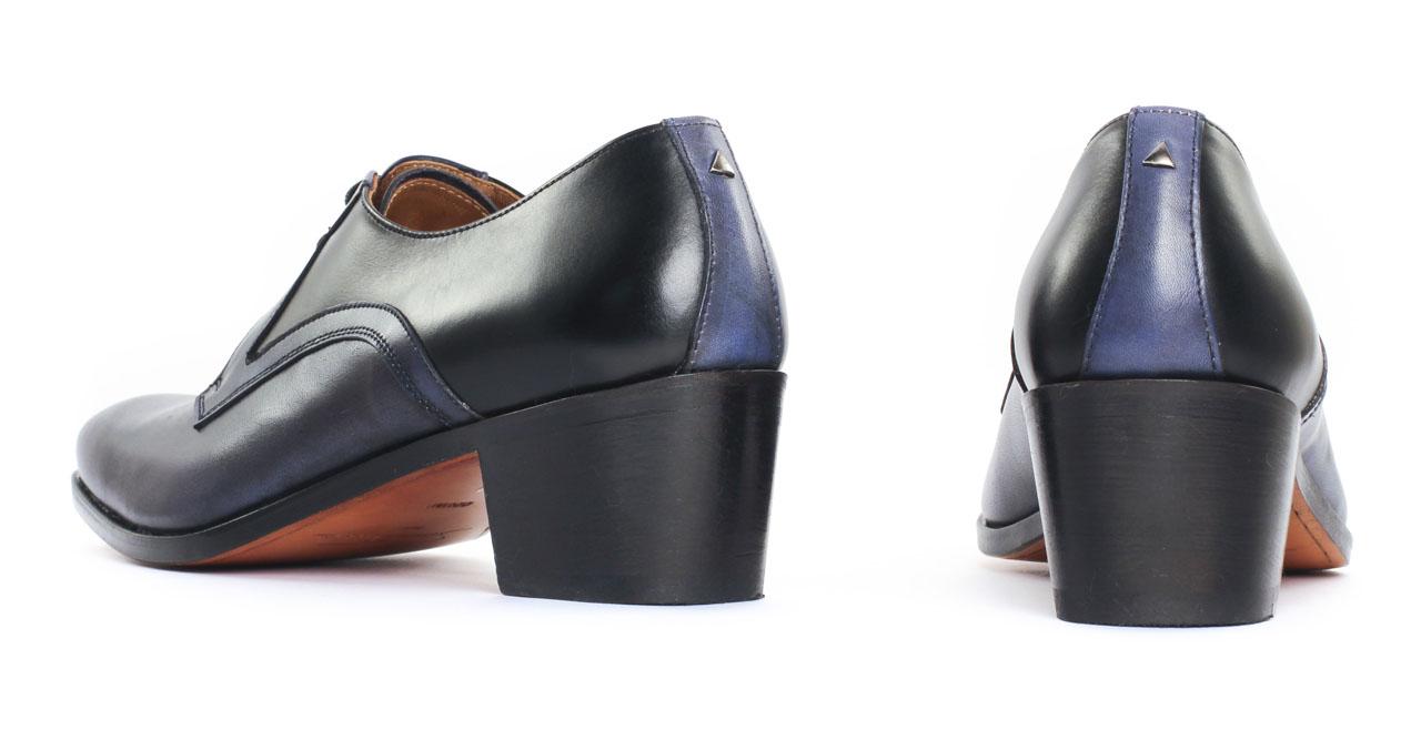chaussures femme talon 5 cm. Black Bedroom Furniture Sets. Home Design Ideas