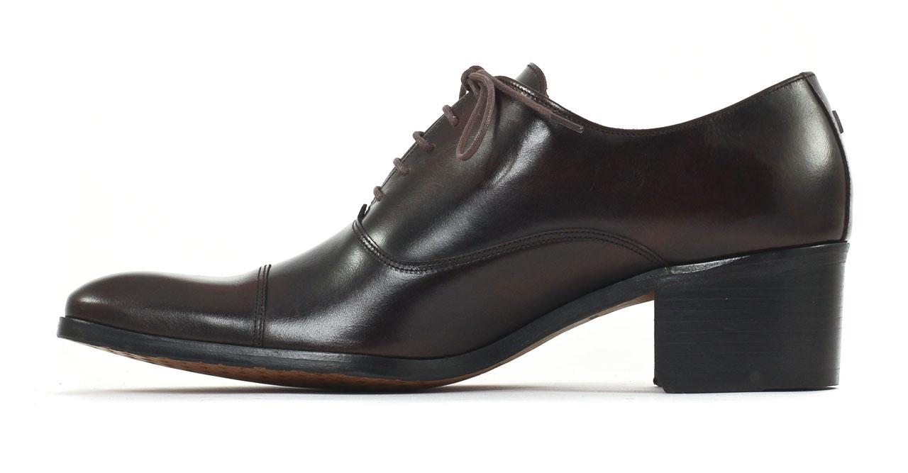 chaussures homme talon haut high heel sandals