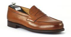mocassins marron: même style de chaussures en ligne pour hommes que les Simon Fournier Paris