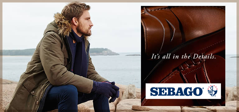 chaussures homme SEBAGO en ligne