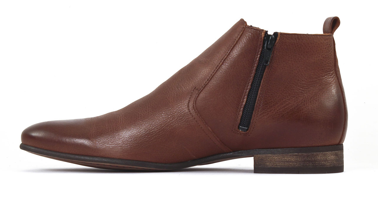 kost kamazi47 cognac boots marron mode chez ciao polo. Black Bedroom Furniture Sets. Home Design Ideas
