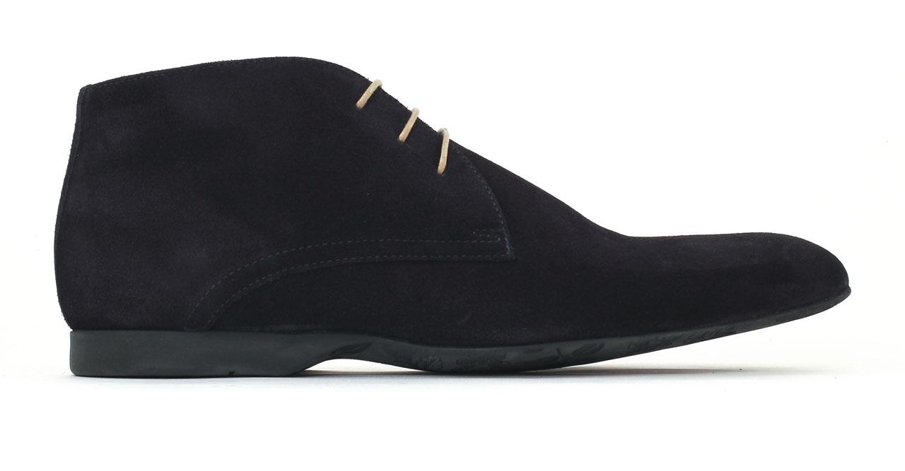 Pellet Darwin Navy Christian bleu mode marine montantes chaussure pwfxdxBHq