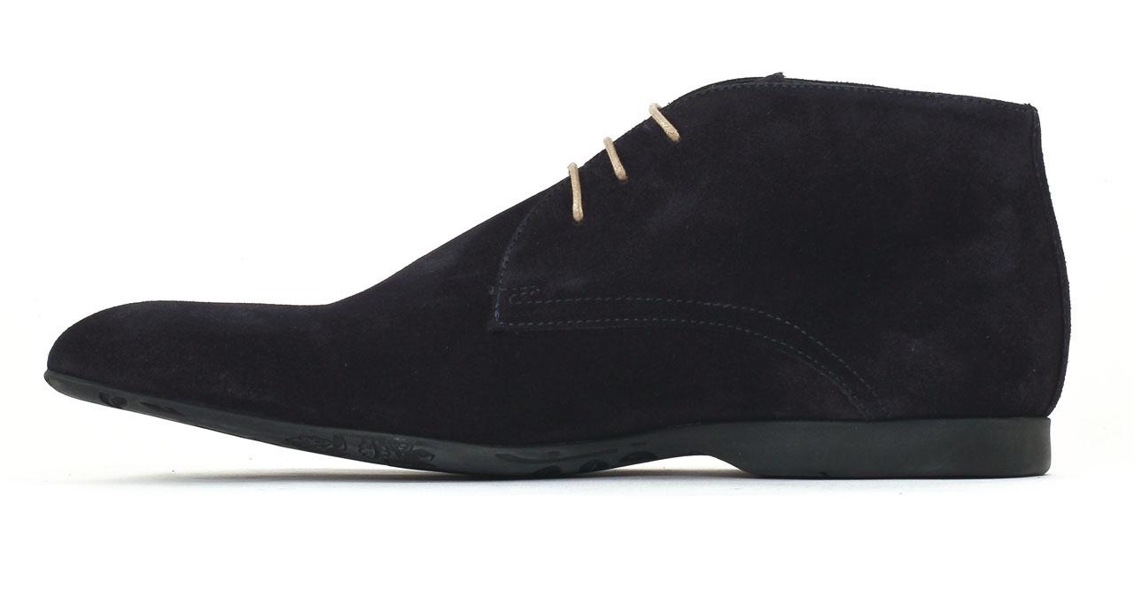 christian pellet darwin navy chaussure montantes bleu. Black Bedroom Furniture Sets. Home Design Ideas