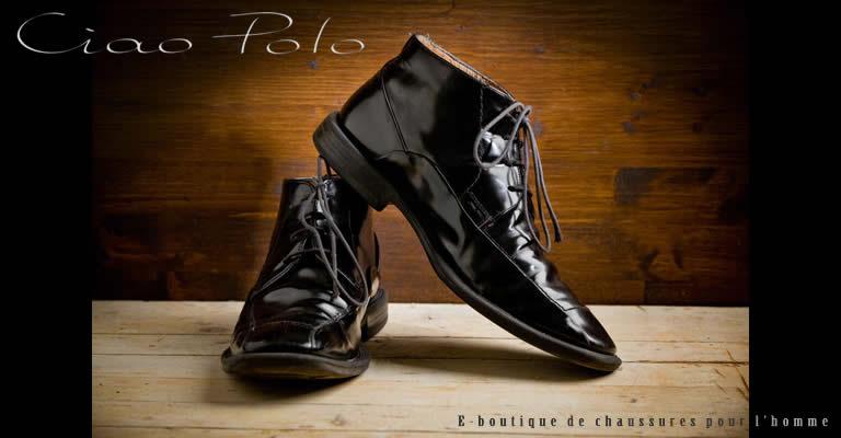 chaussures haut de gamme pour homme en ligne